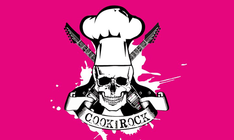 Cook meets Rock Vol. 3