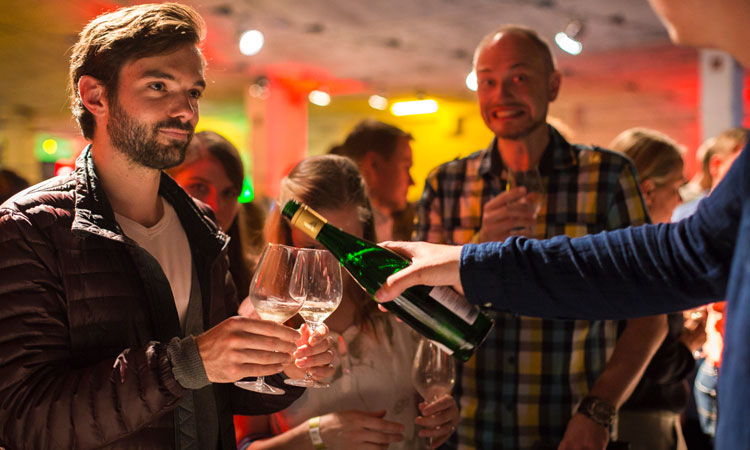 Lange Nacht der Weine - Wine, Food and Music