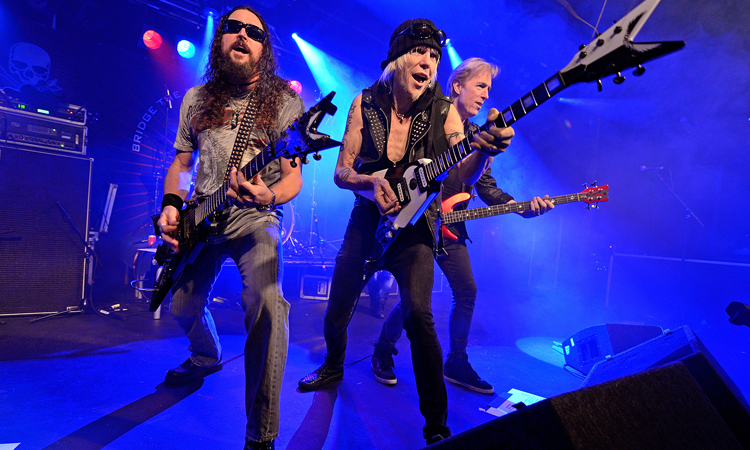 Michael Schenker´s TEMPLE OF ROCK