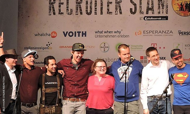 Recruiter Slam 2016